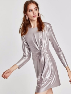 ZARA metallic