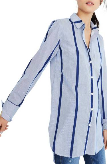 https://shop.nordstrom.com/s/madewell-stripe-button-down-tunic-shirt/4874503?origin=category-personalizedsort&fashioncolor=JORDAN%20STRIPE%20MIDNIGHT