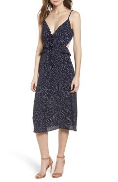 https://shop.nordstrom.com/s/row-a-ruffle-tie-back-midi-dress/4972665?origin=category-personalizedsort&breadcrumb=Home%2FWhat%27s%20Now%2FWomen&color=navy
